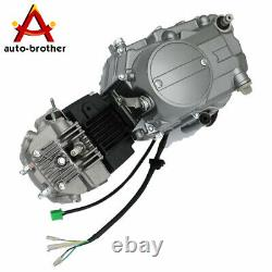 New Engine Motor 125cc 4 Stroke Motorcycle Dirt Pit Bike Fits For Honda CRF50