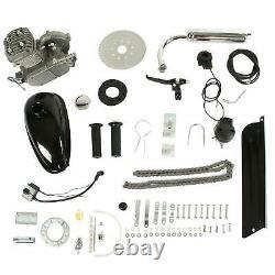 Pro Bike Motor 50cc 2-Stroke Petrol Gas Motorized Bicycle Engine Kit Full Set US