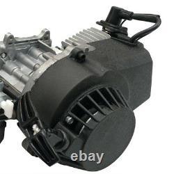 Pull Start 49cc 50cc 2 Stroke Engine for Pocket Bike mini Dirt pit bike quad ATV