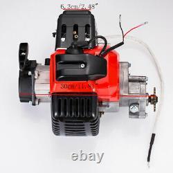 Pull Start Engine for Motor Scooter Pocket Dirt Bike Mini Chopper 49CC 2-Stroke