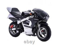 Ride This Awesome Pocket Rocket! Bike Features a 40cc 4 Stroke Engine, Front & Re
