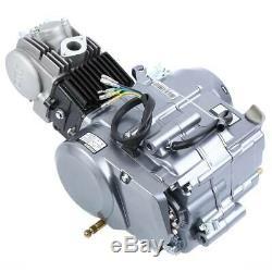 Ridgeyard 125cc Engine Motor 4 Stroke Motorcycle Dirt Pit Bike For Honda CRF50