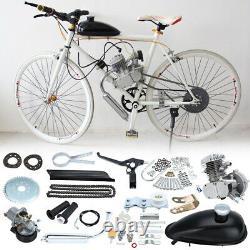 Ridgeyard 80cc 2-Stroke Engine Motor Petrol Gas Kit for Motorized Bike cycle