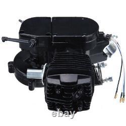 Ridgeyard Bike Motor 50cc 2-Stroke Gas Motorized Bicycle Engine Kit Full Set US