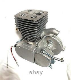 YD100 engine only 2-stroke gas motor bike 50mm 100cc