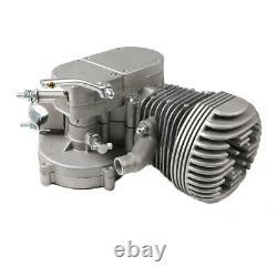 100cc 2-stroke Bicycle Gasoline Engine Air-cooled Motor Kit Pour Vélo Motorisé