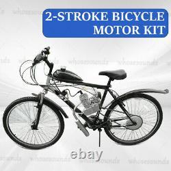 100cc 2-stroke Kit Moteur Moteur Essence Moto Modifié Ensemble Complet Nouveau