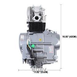 125cc 4 Av Quad Pour Honda Crf50 Xr50 Z50