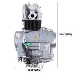 125cc 4 Stroke CDI Motor Engine Pit Dirt Bike Atv Quad For Fit Honda Crf50 Z50