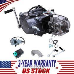 125cc 4-stroke Motor Engine Pit Dirt Bike Atv Quad Kit Pour Honda Xr50 Refroidi À L'air
