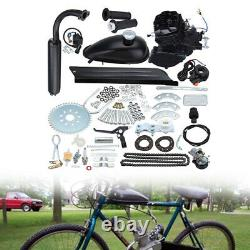 2-stroke 80cc Vélo Vélo Vélo Motorisé Moteur Kit Silencieux D'échappement