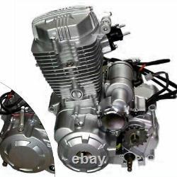 200cc 250cc Cg250 Moteur Moteur & Transmission À 5 Vitesses CDI Dirt Bike 4-stroke