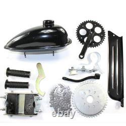 4-stroke 49cc Gaz Essence Moteur Moteur Moteur Moto Kit Ceinture Ou Chaîne Drive USA