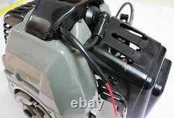 49cc 2 Temps Électrique + Pull De Démarrage Du Moteur Mini Pocket Scooter Chopper Dirt Bike