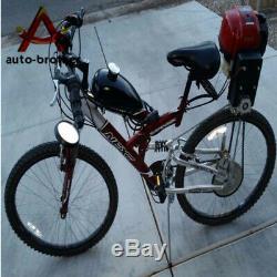 49cc 4 Temps Gaz Petrol Motorise Bicyclette Moteur Motor Kit Scooter
