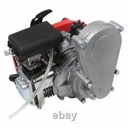 49cc Bike Bicycle Motor Kit Motorized 4 Stroke Petrol Gas Engine Set Heavy Duty