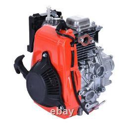49cc Bike Bicycle Motor Kit Motorized 4 Stroke Petrol Gas Engine Set Motorcycle