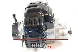 49cc Moteur Complet 2 Stroke Super Vélo Électrique Tirez Black Start I En04