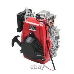 50cc 49cc 4-stroke Gas Motorized Bike Bike Engine Motor Kit Red Per
