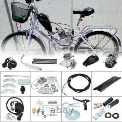 50cc Vélo Vélo Motorisé 2 Temps Essence Essence Moteur Kit De Moteur