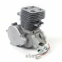 Bicycle Motorized 100cc 2-stroke Gas Petrol Bike Engine Motor Kit Full Set États-unis