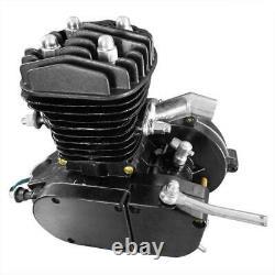 Black 2 Stroke 48cc 49cc Vélo 50cc Essence Moteur Moteur Moteur Moteur Kit
