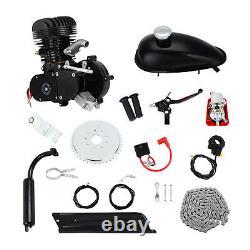 Ensemble Complet 100cc Bike Bicycle Motorized 2 Stroke Petrol Gas Motor Engine Kit