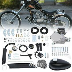 Ensemble Complet 80cc Bike Bicycle Motorized 2 Stroke Petrol Gas Motor Engine Kit Set