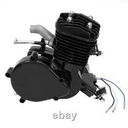 Kit Complet De Vélo De Vélo De 80cc Motorized 2 Temps Essence Essence Moteur Kits