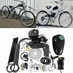 Kit Moteur À Essence 80cc 2 Temps Pour Vélo Motorisé Nouveau