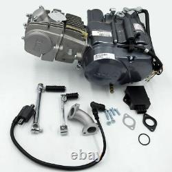 Manuel Lifan 150cc Engine Motor 4 Stroke Pour Pit Dirt Bike Atomik Taotao Ct70