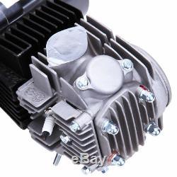 Manuel Stroke 125cc 4 Embrayage Moteur Pit Dirt Bike Vtt Quad Honda Fit Crf50 Xr50r