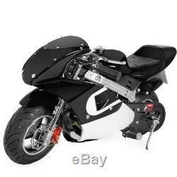 Mini Pocket Bike Enfants Adultes Gaz Moto 40cc 4 Temps Moteur Epa Moteur
