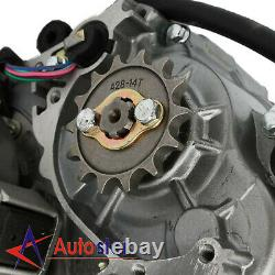 Moteur 125cc Moteur 4 Stroke Moto Dirt Pit Vélo Pour Honda Crf50 Xr50 Crf70