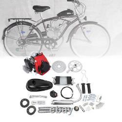 New 49cc Gaz 4 Temps Essence Motorisé Vélo Moteur Vélo Scooter Kit Moteur