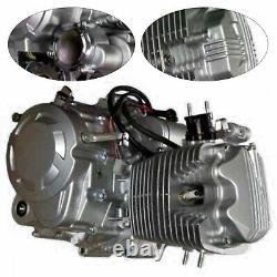 Nouveau 200cc 250cc 4 Traction Vtt Dirt Bike Engine Cg250 Transmission Manuelle À 5 Vitesses