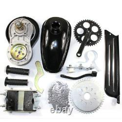 Nouveau 49cc 4-stroke Heavy Duty Heavy Duty Motorized Bike Bike Engine Motor Kit Scooter