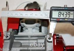 Performance Racing Red 49cc 2 Temps Moteur Mini Pocket Quad Dirt Bike Vtt