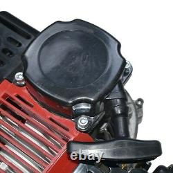 Racing 49cc 2 Temps Gaz Chopper Moteur Mini Moto Go Kart Panier Moteur