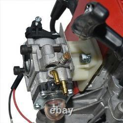Racing 50cc 2 Stroke Gas Chopper Engine For Go Kart Motorized Bike Moped Atv États-unis