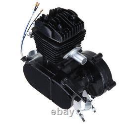 Ridgeyard 50cc 2-stroke Bicycle Engine Essence Moteur Kit Vélo Motorisé Cycle