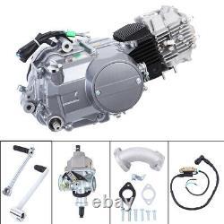 Samger 125cc 4 Stroke Engine Motor Motorcycle Dirt Bike Pour Honda Crf50 Z50