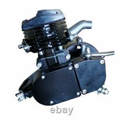 Tout Nouveau 80cc 2 Stroke Bike Bike Motorized Black Gas Motor Engine Kits