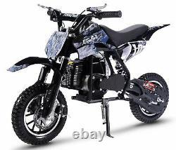 Vélo De Poche Mini-scooter De Moteur À Essence Moteur 2-stroke 49cc (pixel Dirt)
